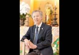 Living with the Pandemic from a Buddhist Perspective by Rev. Dr. Kenneth Tanaka